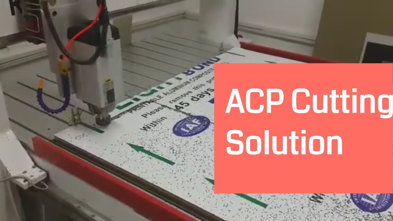 Aluminium Composite Panel (ACP) Cutting | Curtain Wall Cutting ...