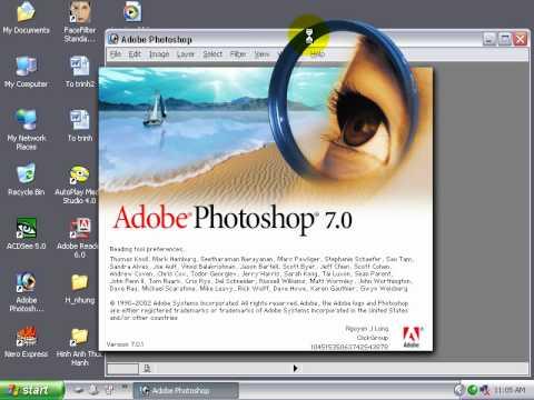 Photoshop CS2 - Phần 4 - Bài 5 - Bo nghệ thuật