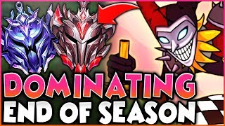 Dominating End of Season! - Stream Highlights #121
