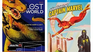 Kenneth Turan's DVD Pick of the Week: Science Fiction on Film, Part I: The Golden Age