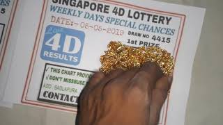 05/05/2019 http://live4d.sg - Singapore  4D result live broadcast wed,sat,sun at call +919701590335