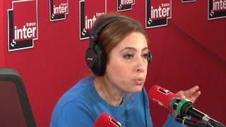 Florence Aubenas répond aux questions de Léa Salamé