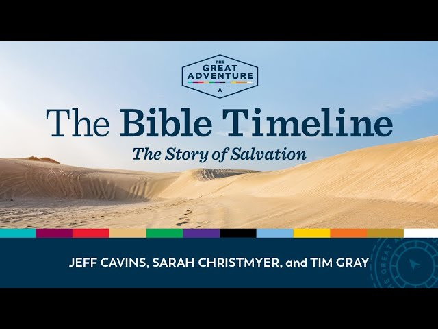 Register here for the Bible Timeline! | Bible Study