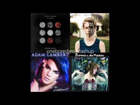 Birthday Ride - twenty one pilots vs. Fall Out Boy, Adam Lambert, & Florence + The Machine (Mashup)