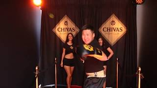 Chivas Cinematic Video Booth - GGG Fight For it