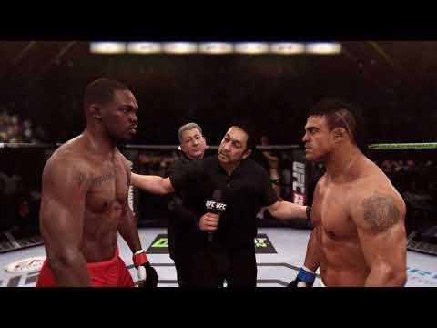 UFC Jon Jones VS Vitor Belfort