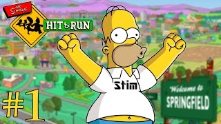 The Simpsons : Hit & Run #1 FR