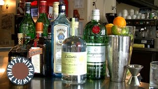 The Best Beginner's Guide to Drinking Gin