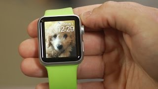 How To - Create a custom watch face on your Apple Watch