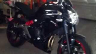 2012 Kawasaki er-6n mods
