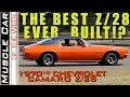 1970 Chevrolet Camaro Z/28 : Muscle Car Of The Week Video Episode 304