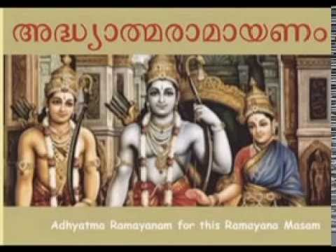 Adhyatma Ramayanam - 10 - YUDHAKANDHAM Part-03