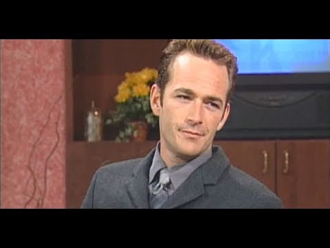 Kelly and Ryan Remember Luke Perry