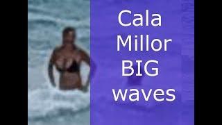 Big waves Mallorca Weather