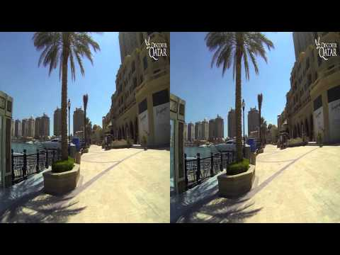 The Pearl Qatar (FULL HD 3D VERSION)
