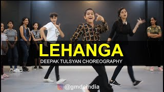 LEHANGA | Full Class Video | Jass Manak | Deepak Tulsyan Choreography | G M Dance