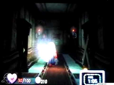 Low Hp While Walking Down The Hallway Luigi S Mansion E3