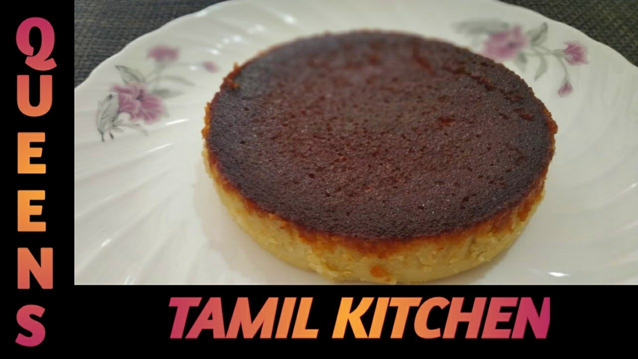 Bread Pudding Recipe in Tamil | How to Make Bread Pudding ...