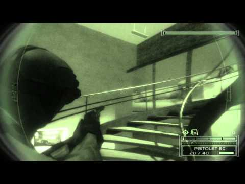 Mission 4: Penthouse - Expert - Splinter Cell: Chaos Theory Walkthrough [HD]