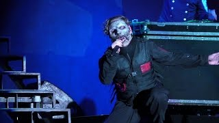 Slipknot LIVE The Shape - Lima, Peru 2016