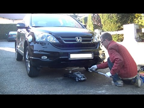How to change your oil (10 minutes guide)