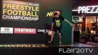 Jamie Knight v Vlad Taraskin - Top 16 | UKIFFC 2014