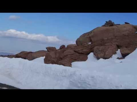 Pike's Peak Trip - April 2016