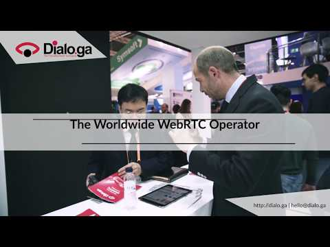 Dialoga at Mobile World Congress 2018, Barcelona