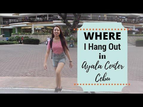 Where I Hang Out in Ayala Center Cebu | VLOG 10