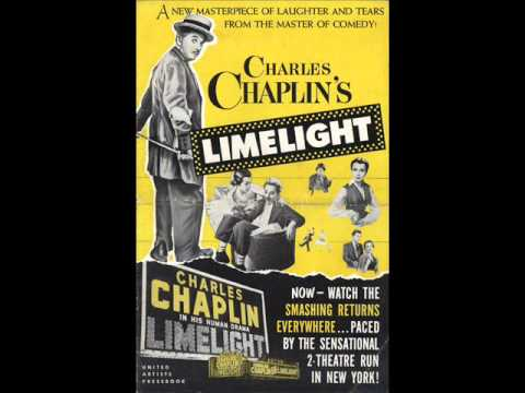 Charlie Chaplin - Eternally  (From ''Limelight'') (1952)