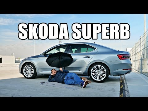 Skoda Superb 2020