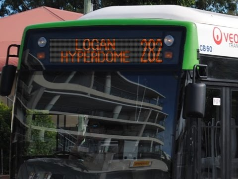 Route 282 - Victoria Point to Hyperdome