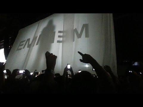 Rapture 2014 Sydney Australia Highlights - Eminem, Kendrick Lamar, J.Cole, Action Bronson, 360