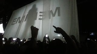 Rapture 2014 Sydney Australia Highlights - Eminem, Kendrick Lamar, J.Cole, Action Bronson, 360