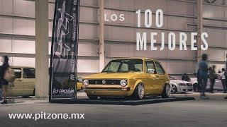 Los 100 Mejores | Auto Finesse México | PitZone