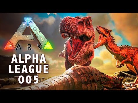 ark alpha league 005 raid auf thatchhunters dodo b lle bad gameplay german deutsch. Black Bedroom Furniture Sets. Home Design Ideas