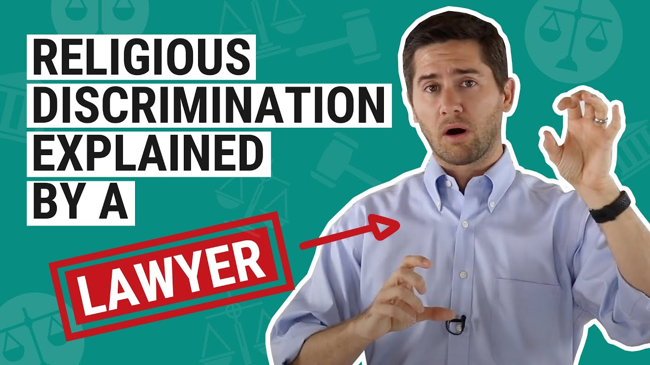 Religious Discrimination | LA Wrongful Termination Lawyer
