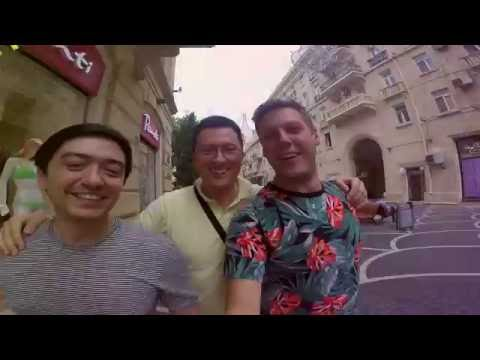 Azerbaijan Vacation 2016 - A story of Friendship and Love