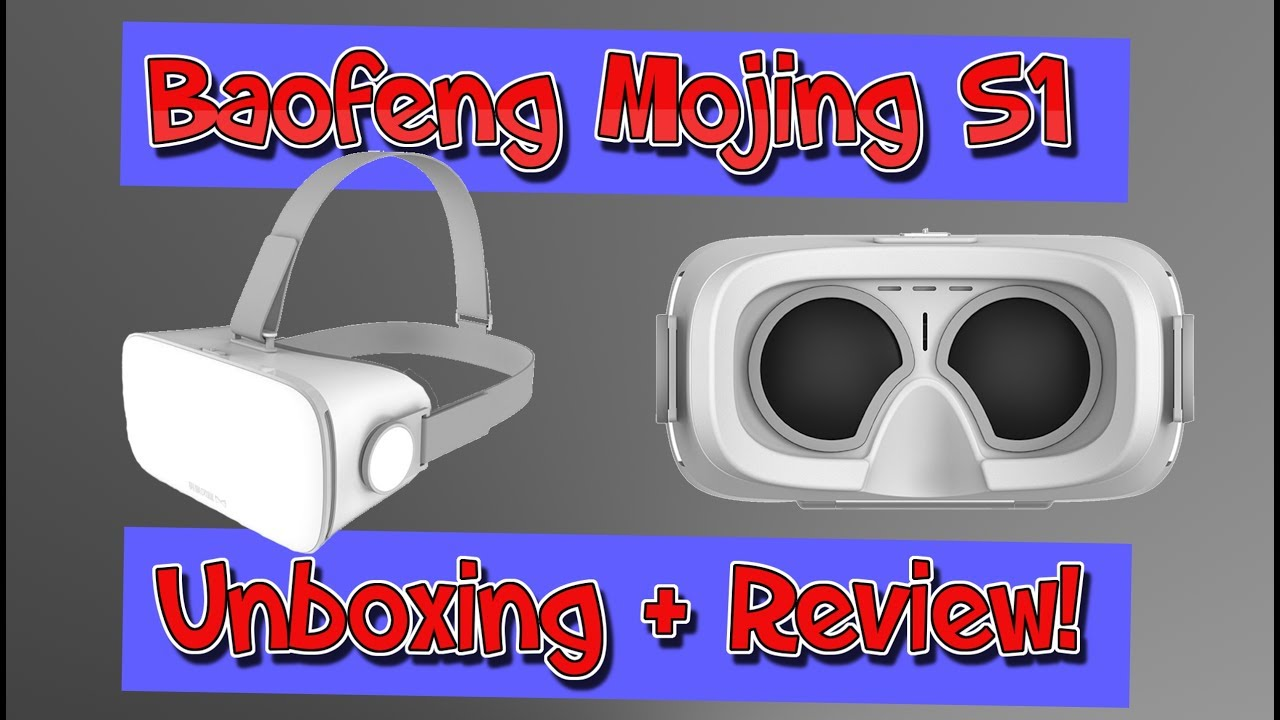 Download : Baofeng Mojing S1 My Best Performing VR Headset