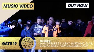 JAYMORELIFE & FLASHY, JAIRZINHO, QLAS, BLACKA, MESY, YOUNG ELLENS & JACK - CYPHER 19 (PROD. TONIC)