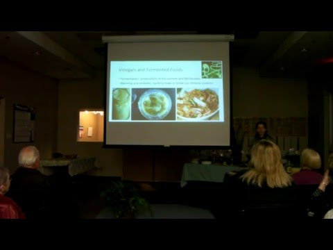 Lecture: Herbs and Foods for Winter Health