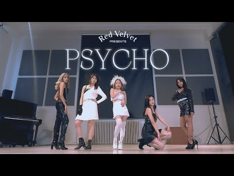 [EAST2WEST] Red Velvet (레드벨벳) - Psycho Dance Cover