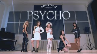 Gambar cover [EAST2WEST] Red Velvet (레드벨벳) - Psycho Dance Cover