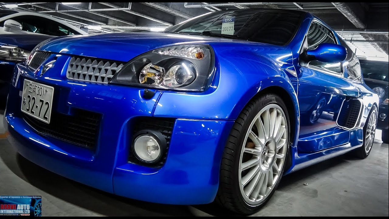 2004 Renault Clio Sport V6 Phase 2 at Japan Car Auction  YouTube