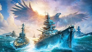 WORLD OF WARSHIPS: LEGENDS Walkthrough Gameplay Part 1 - INTRO (PS4 Pro)