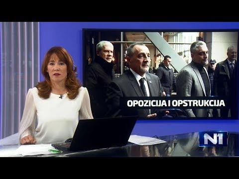 Dnevnik u 19 / Beograd / 13.3.2018.