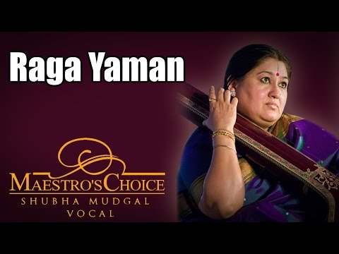 Raga Yaman- Shubha Mudgal (Album: Maestro's Choice )