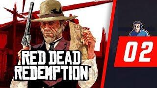 RED DEAD REDEMPTION FR #02: Chasse aux voleurs de bétail