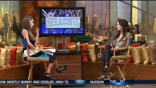 Repeat youtube video Ashley Tisdale    PIX Morning News   Jill Nicolini  9 08 10 www keepvid com