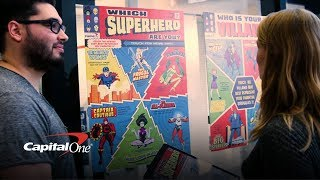 Discover Your Financial Superpower | Capital One
